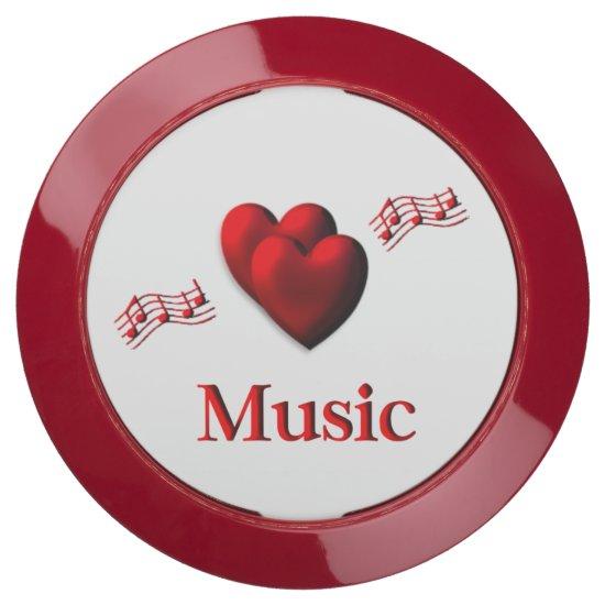 I Heart Music USB Charging Station