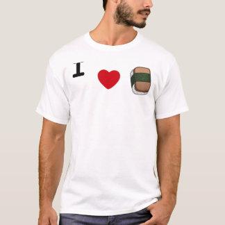 I *heart* Musubi T-Shirt (white)