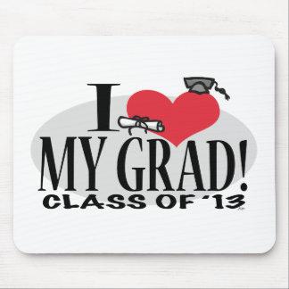 I Heart My 2013 Grad Mouse Pad