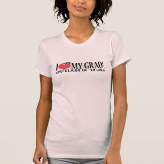 I Heart My 2013 Grad T-Shirt