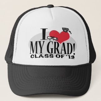 I Heart My 2013 Grad Trucker Hat