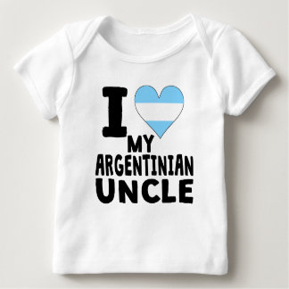 I Heart My Argentinian Uncle T-shirts