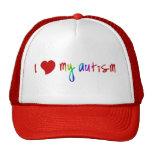 I Heart My Autism Hats