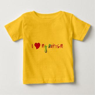 I Heart My Autism Infant T-shirt