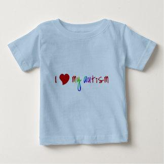 I Heart My Autism Infant T-Shirts