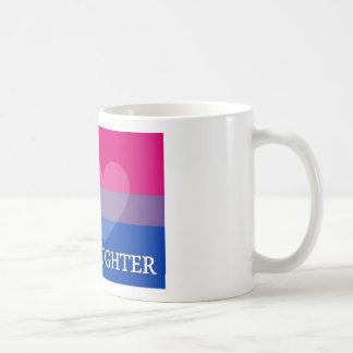 I Heart My Bi Daughter Coffee Mug