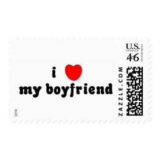 i heart my boyfriend stamp