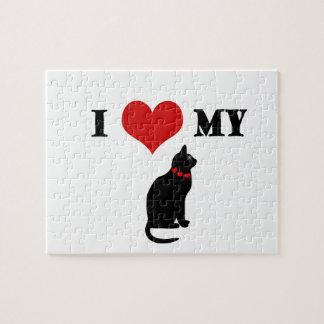I Heart My Cat Puzzles