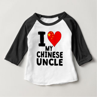 I Heart My Chinese Uncle Shirt