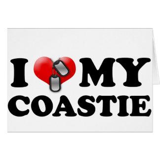 I heart my Coastie Card
