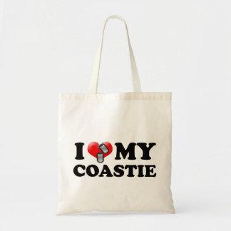 I heart my Coastie Tote Bag