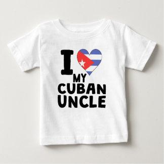 I Heart My Cuban Uncle Tshirt