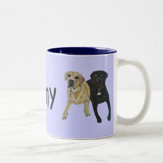 I heart my Dog mug