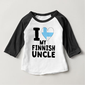 I Heart My Finnish Uncle Shirt