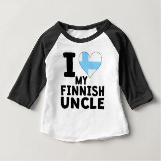 I Heart My Finnish Uncle Shirt