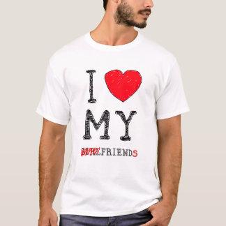 I Heart My Friends shirt