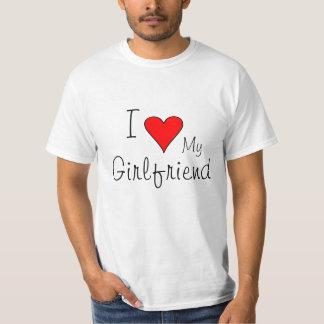 I heart my girlfriend t shirt
