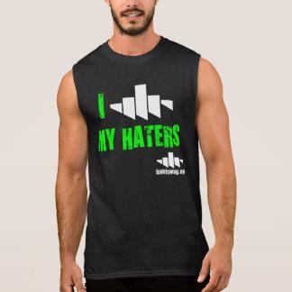 I [heart] My Haters Sleeveless Shirt