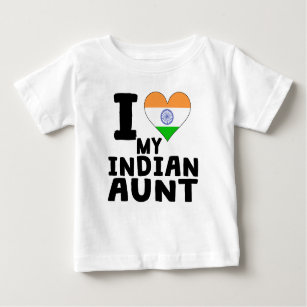 I Love India Baby Clothes Shoes Zazzle