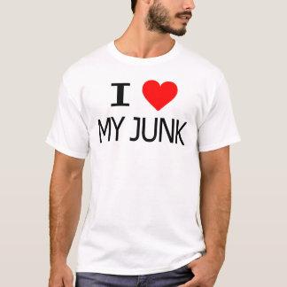 I Heart My Junk T-Shirt