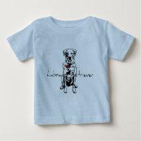Labrador Retriever Baby Clothes Apparel Zazzle