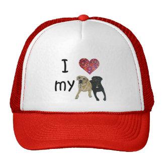 I heart my Labs Trucker Hat