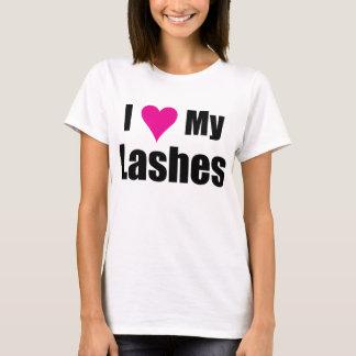 I Heart my Lashes T-Shirt