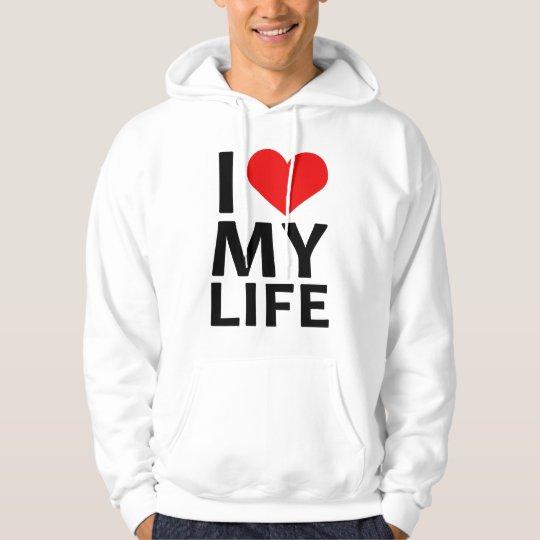 I Heart My Life 2 Hoodie