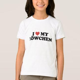 I Heart My Löwchen T-Shirt