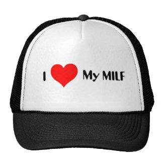 I Heart My MILF Trucker Hat