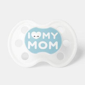 I Heart My Mom Pacifier