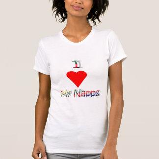 I Heart My Napps Tshirts