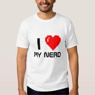 I [heart] My nerd T-Shirt