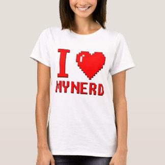 I Heart My Nerd T-Shirt