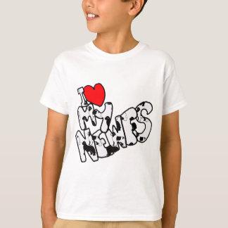 I_HEART_MY_NEWFS T-Shirt