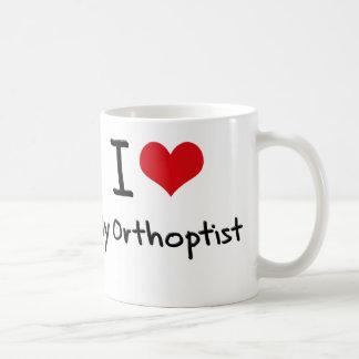 I heart My Orthoptist Coffee Mug