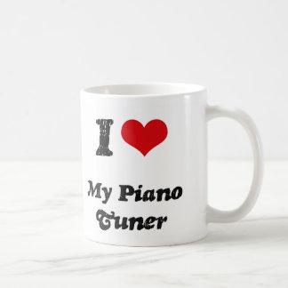 I heart My Piano Tuner Coffee Mug
