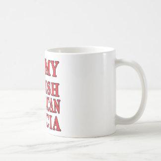I Heart My Polish American Babcia Coffee Mug