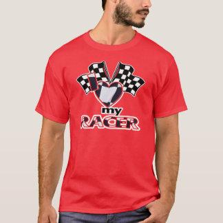 I Heart My Racer T-Shirt