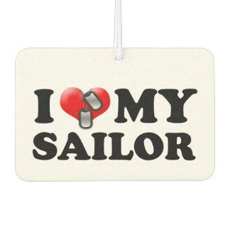 I (Heart) My Sailor Air Freshener
