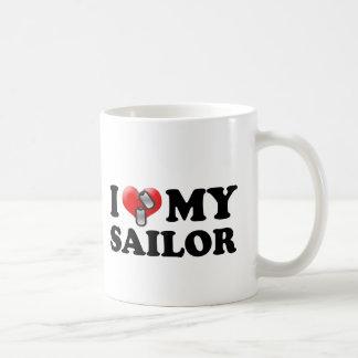 I (Heart) My Sailor Coffee Mug