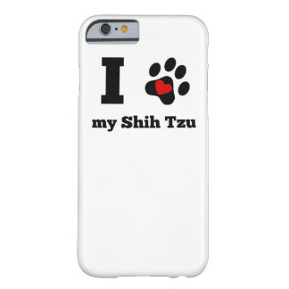 I Heart My Shih Tzu Barely There iPhone 6 Case