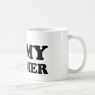 I (Heart) My Soldier Coffee Mug