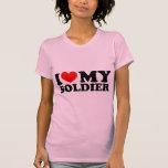 "I ""Heart"" My Solier Shirt"
