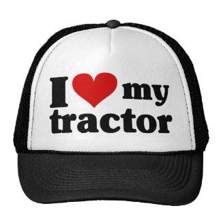 I Heart My Tractor Hats