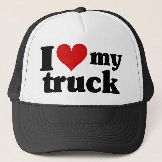 I Heart My Truck Trucker Hat