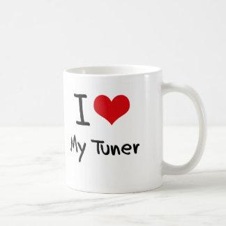 I heart My Tuner Mug