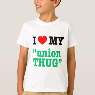 "I Heart My ""Union Thug"" T-Shirt"