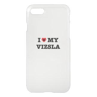 I Heart My Vizsla iPhone 8/7 Case