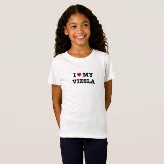I Heart My Vizsla T-Shirt